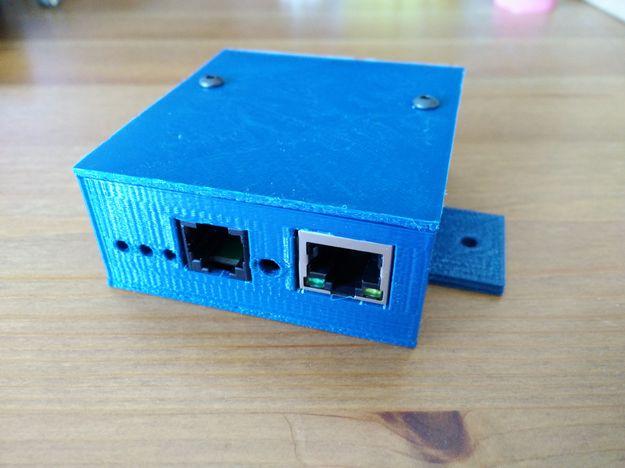 krabička na LAN controler